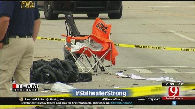 Witnesses, Stillwater Community In Shock After Tragedy Unfolds At OSU Homecoming Parade