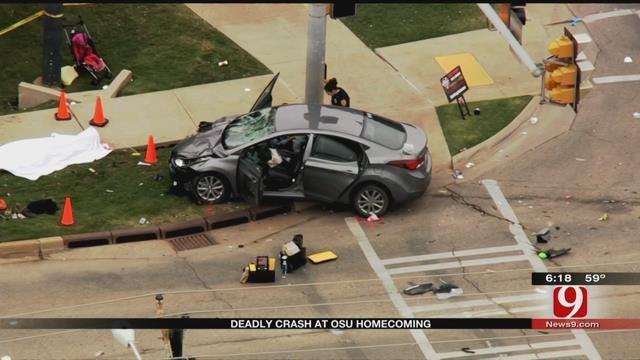Team Coverage: Fatal Crash At OSU Homecoming Parade