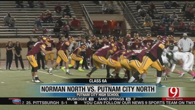 Norman North Storms Past PC North