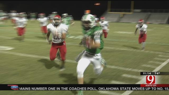 Bishop McGuinness Comes From Behind To Beat Carl Albert