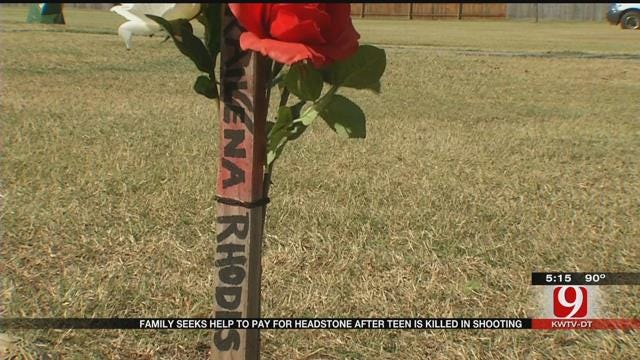 Moore Family Hopes Community Can Help Get Headstone For 14-Year-Old Daughter