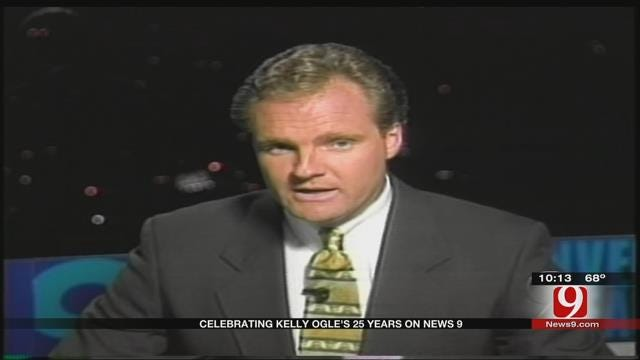 A Look Back At 25 Years With Kelly Ogle At News 9