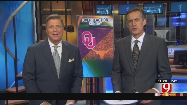 Stoops' Overreaction From OU Fans