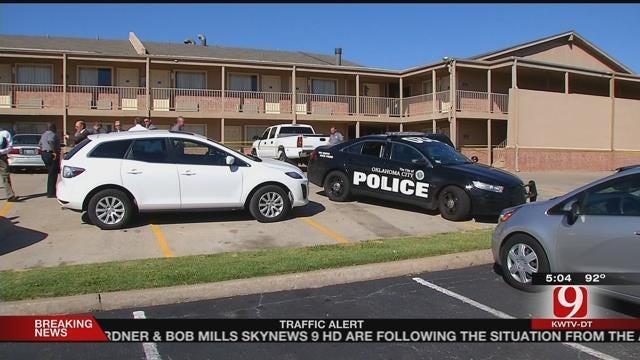 Police Investigate Fatal Stabbing In Northwest OKC