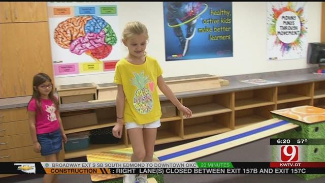 Charles Haskell Elementary Opens Action Based Learning Lab