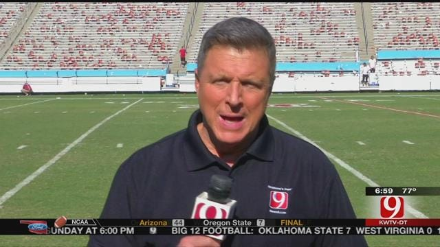 Dean Reports From The Cotton Bowl