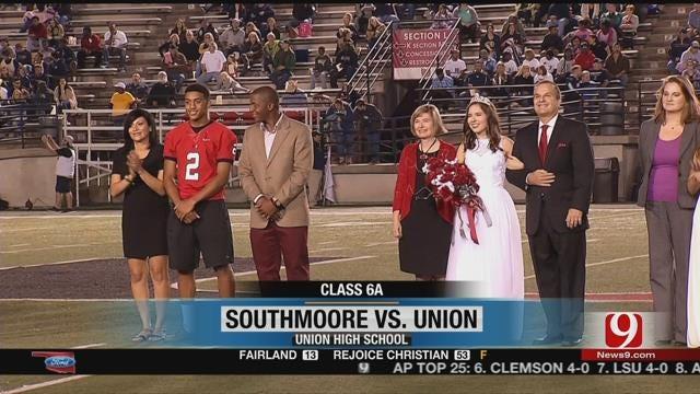 Tulsa Union Slows Down Southmoore