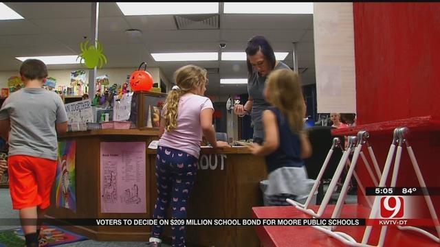 Moore Voters To Decide On $209M School Bond