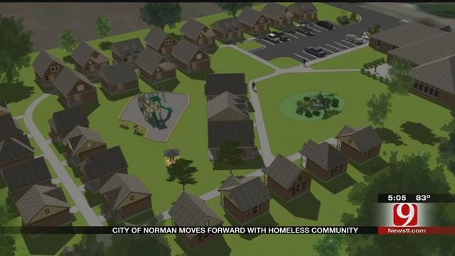 Some Norman Residents Skeptic Of New Transitional Housing For Homeless