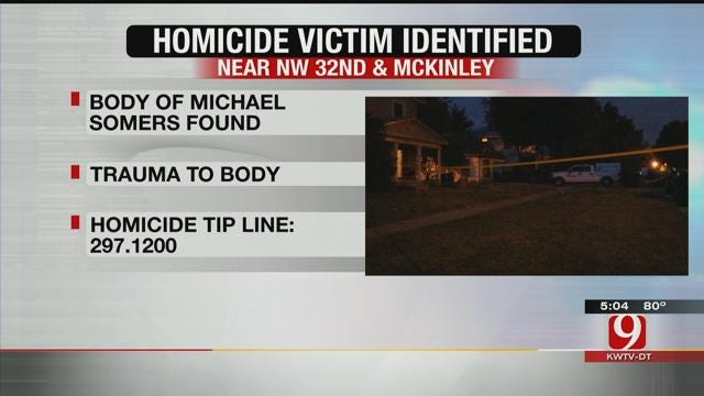 Police Investigate Oklahoma City's 65th Homicide Of 2015