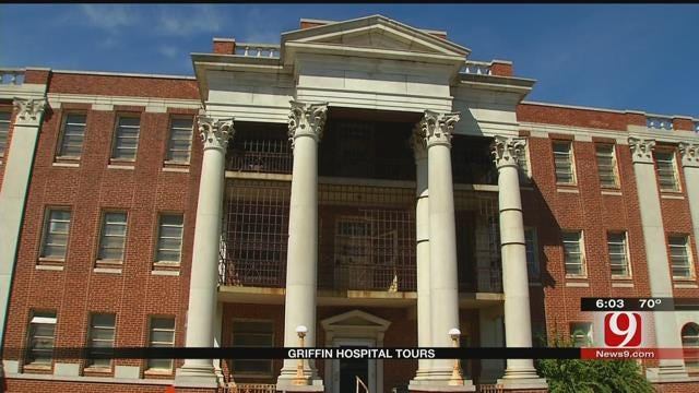 Griffin Memorial Hospital Transforms Hall Into Mental Health Museum Tour