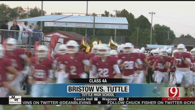 Tuttle Trounces Bristow