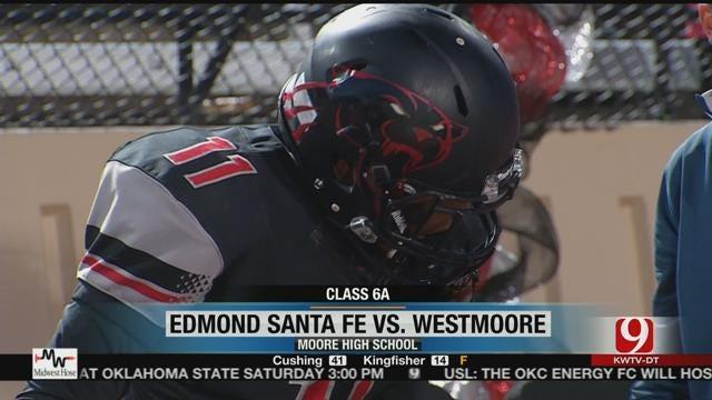 Westmoore Sneaks Past Edmond Santa Fe
