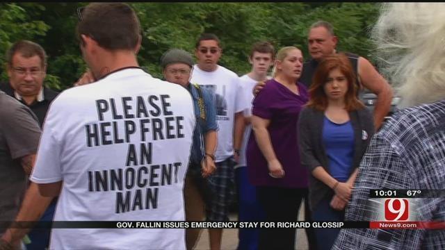 WEB EXTRA: News 9's Kelly Ogle Wraps Up Richard Glossip Coverage