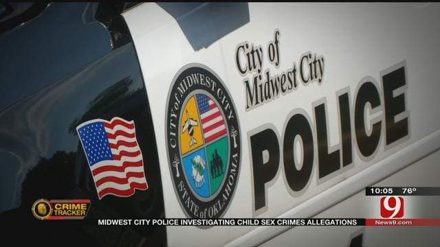 MWC Man Charged, Accused Of Child Sex Crimes