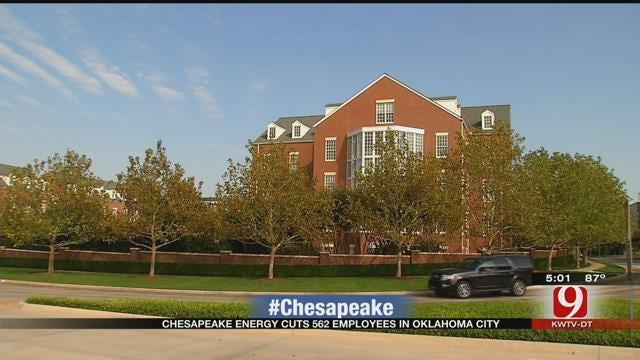 Chesapeake Layoffs Will Likely Impact OKC, State Economy