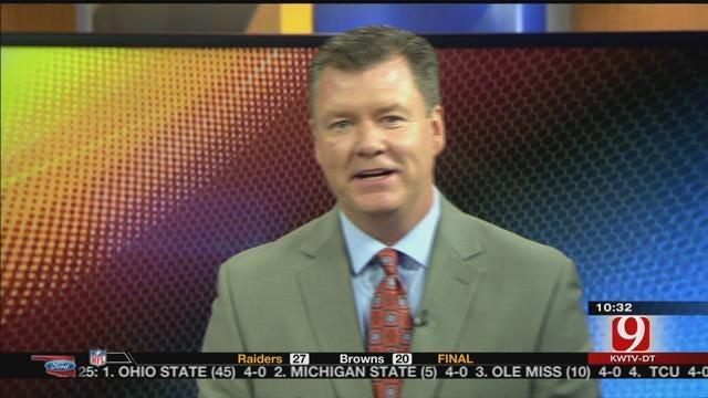 Steve McGehee Named Thunder Reporter
