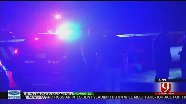 One Dead, One Taken To Hospital After Shootings In Moore