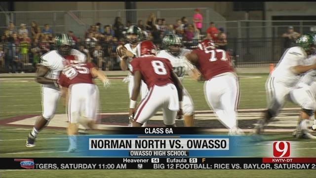 Owasso vs. Norman North