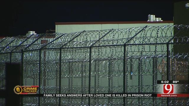 Family Of An Inmate Killed In Cushing Prison Brawl Speaks Out