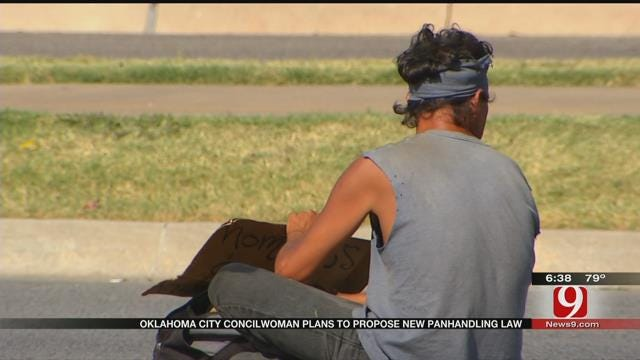 City Councilwoman To Present Proposal To Cut Down Panhandling
