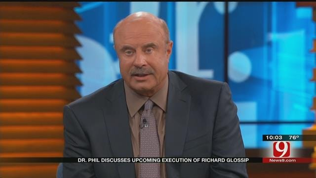 Dr. Phil Episode To Feature Oklahoma Death Row Inmate's Case