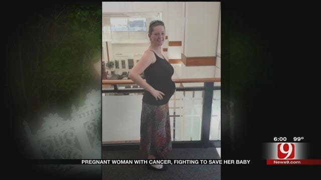 Soon-To-Be Mother Battles Stage IV Colon Cancer
