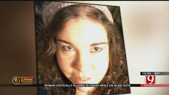 A Blind Date Turns Into An OK Woman's Nightmare