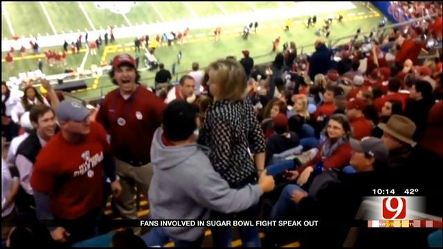 OU, Alabama Fan Dispute Cause Of Sugar Bowl Brawl