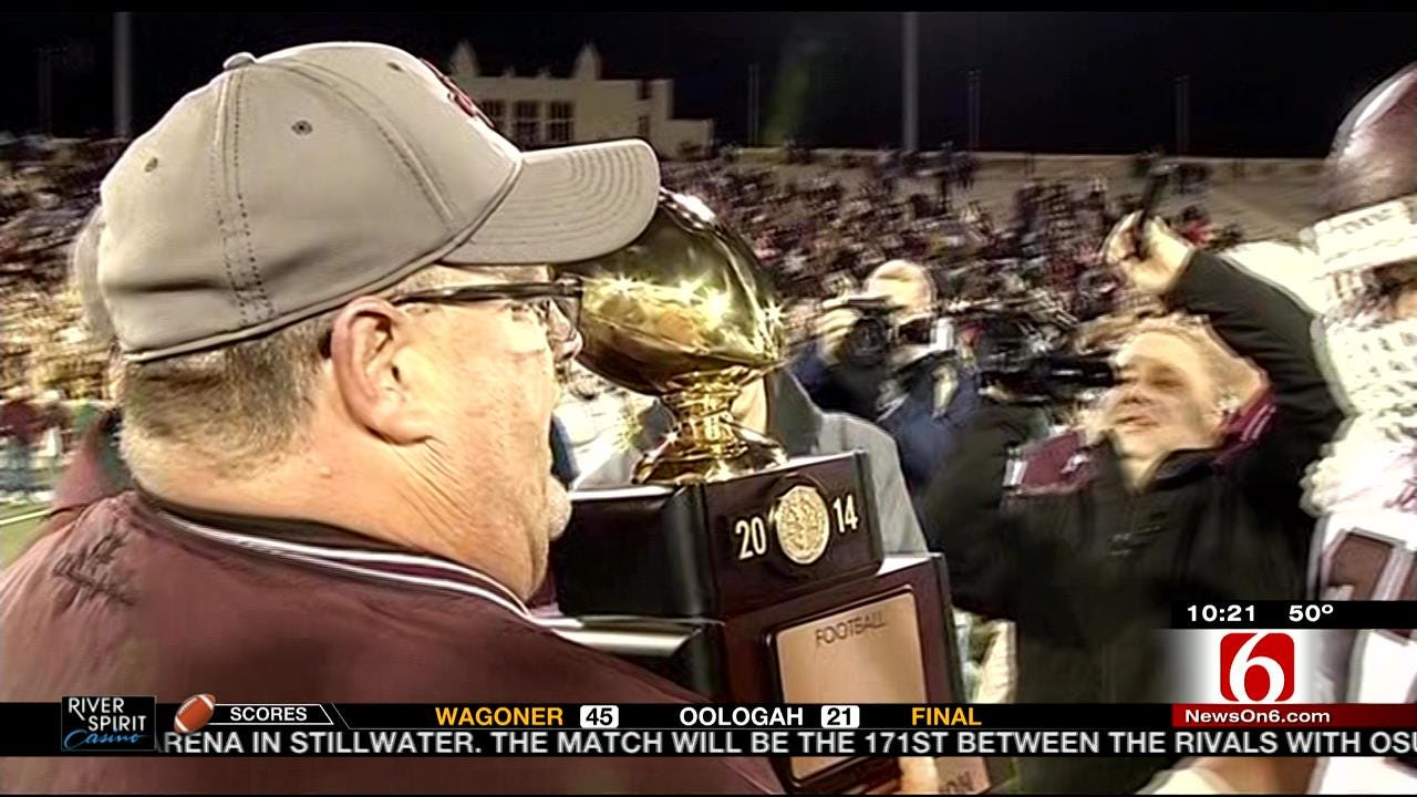 Jenks Tops Union For Third Straight Title