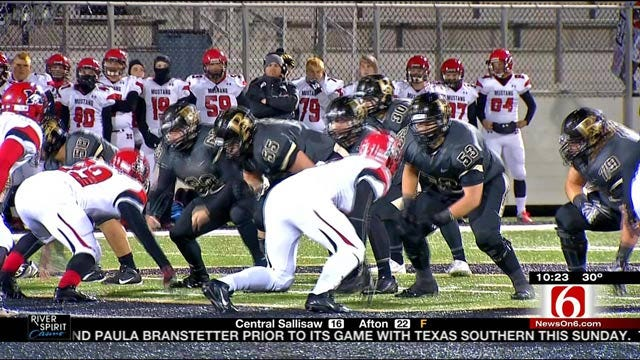 Broken Arrow vs. Mustang