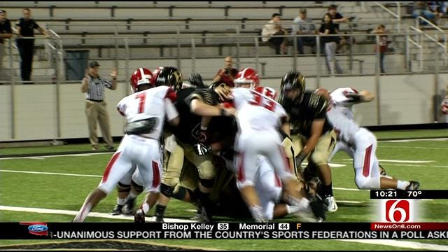 Broken Arrow Vs. Yukon