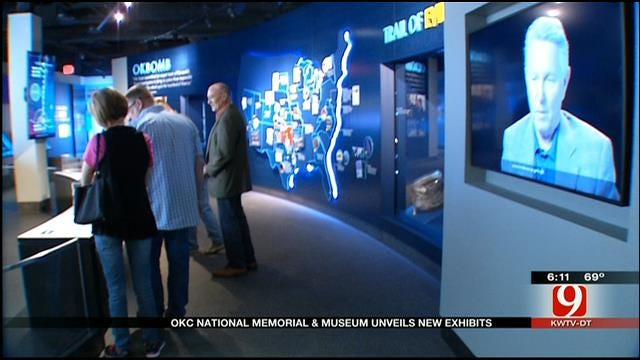 New Look For OKC National Memorial And Museum