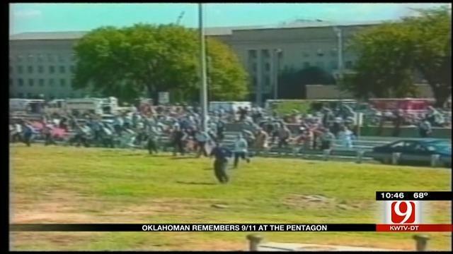 Oklahoman Remembers 9/11 At The Pentagon