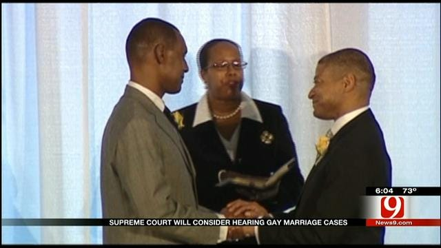 Supreme Court Will Consider Hearing Same-Sex Marriage Cases