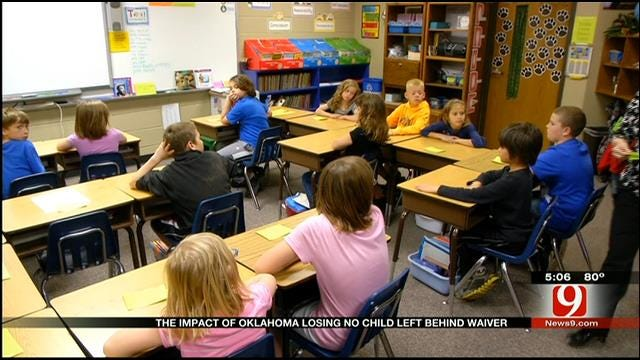 "Impact Of Losing ""No Child Left Behind"" Waiver Debated"