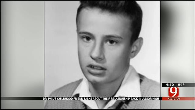 Dr. Phil's Childhood Friend Talks About The Good Old Days