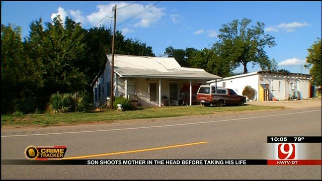 Audio From 911 Call Released In Double Shooting In Pottawatomie County
