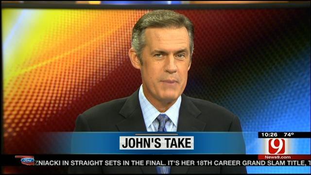 John's Take: Bison Pride!