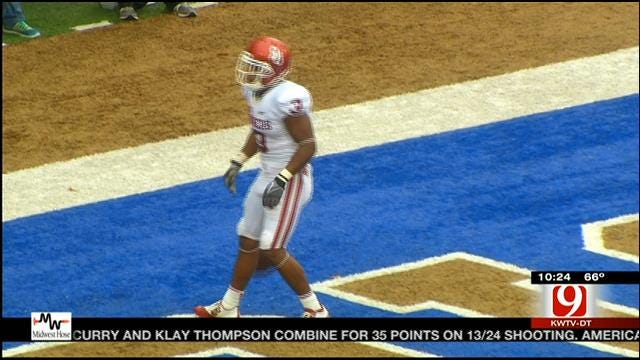 OU Cruised Past The Golden Hurricane