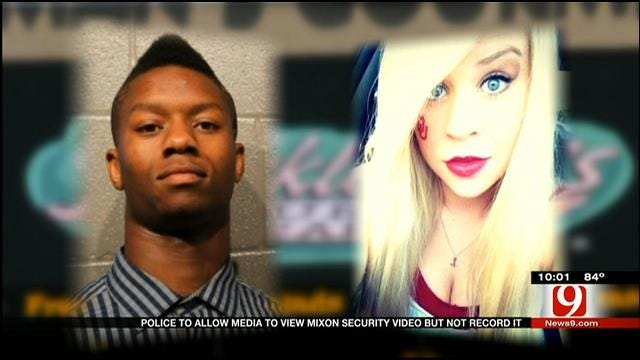 Police To Allow Media To View Mixon Security Video