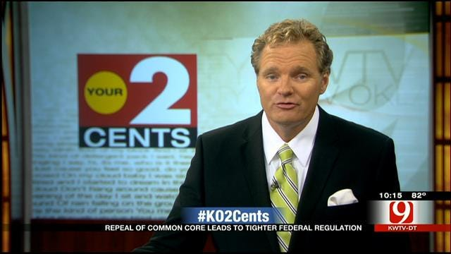 Your 2 Cents: State Legislature Opens Door For More Federal Control