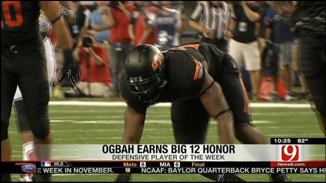 Ogbah, Hill Impress Against Noles