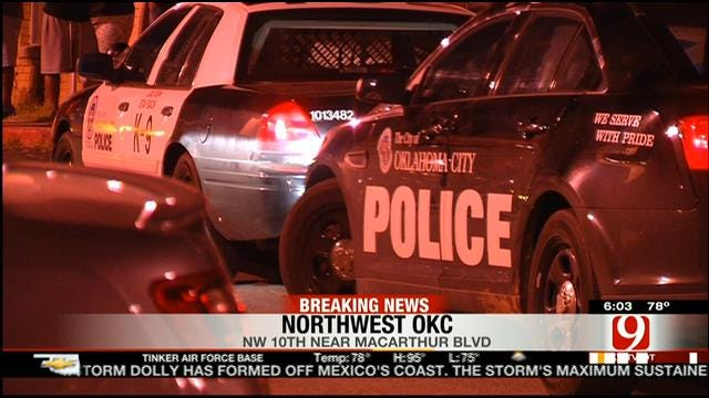 One Killed In Shooting In NW OKC