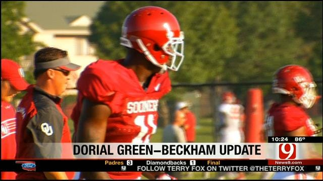 DGB Plans To Stay At OU