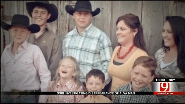 OSBI Investigating Disappearance Of Alva Man