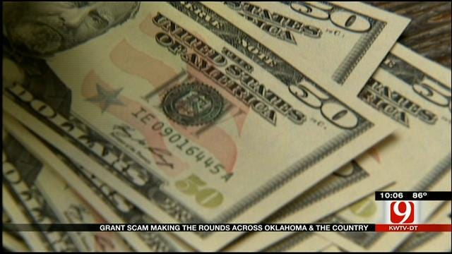 Federal Grant Scam Making Its Way Across Oklahoma