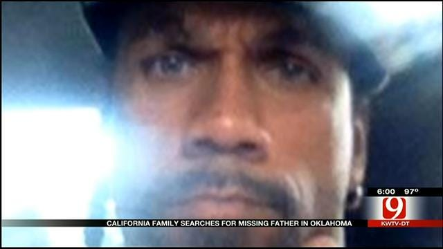 California Family Searches For Missing Father In Oklahoma