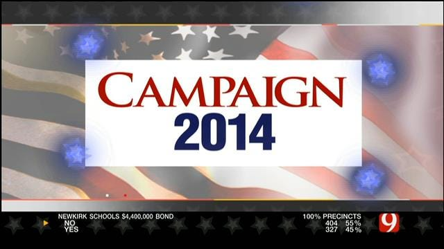 Campaign 2014: Candidates Speak With Constituents After Election