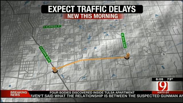 Congestion Possible On Saturday In Norman Due To Game Day Traffic